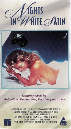 Nights in White Satin [VHS] [Import]