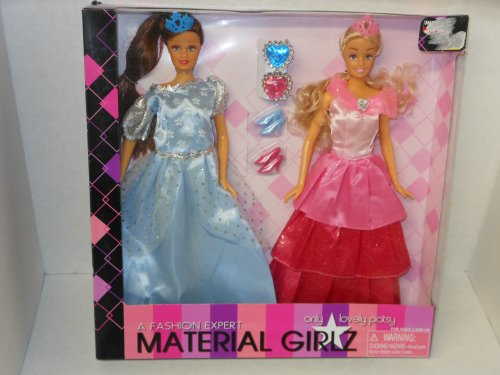 Lovely Patsy Material Girlz For Ages 3 And Up
