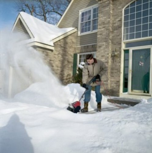 Toro 38361 Power Shovel 7.5 Amp Electric Snow Thrower