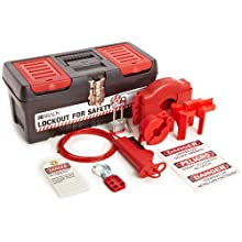 Brady Personal Valve Lockout Kit