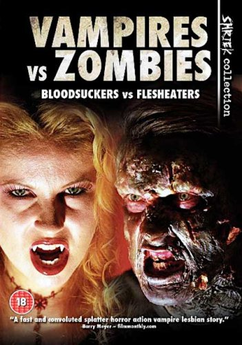 Vampires Vs Zombies [DVD]