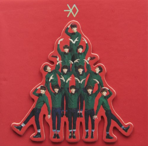 exo winter special album 12 exo. Black Bedroom Furniture Sets. Home Design Ideas