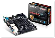 GIGABYTE マザーボード Intel Bay Trail Celeron J1900搭載 Mini ITX GA-J1900N-D3V