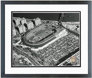 New York Giants Polo Grounds MLB Stadium Photo (Size: 26.5 x 30.5) Framed by MLB