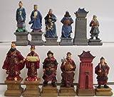 Romance of Three Kingdoms Chess Set