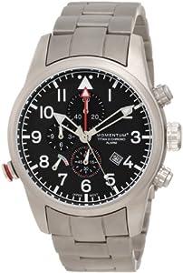 Momentum Men's 1M-SP32B0 Titan III Analog Chronograph Watch