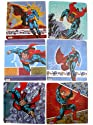 Set of 3 Superhero Superman Puzzle : PUZZLES