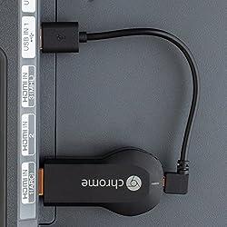 TVPower Mini USB Cable for Chromecast