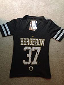 Buy Old Time Sports Bruins Bergeron T-shirt by Old Time