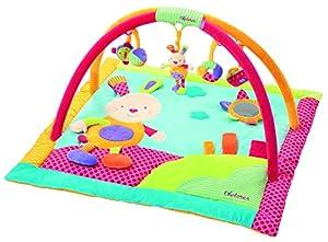 babysun nursery tapis d 39 eveil arceaux lapinou multicolore b b s pu riculture. Black Bedroom Furniture Sets. Home Design Ideas