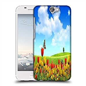 Snoogg Butterfly In Flower Designer Protective Phone Back Case Cover For Asus Zenfone 6