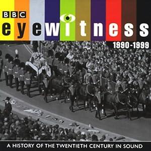 Eyewitness, 1990-1999 Radio/TV Program