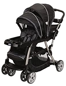 Graco Ready2Grow Classic Connect LX Stroller, Metropolis from Graco