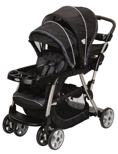 Graco Ready2Grow Classic Connect LX Stroller, Metropolis