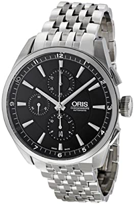 Oris Artix Chronograph Steel Mens Watch 674-7644-4054MB