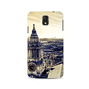 TAZindia Designer Printed Hard Back Case Cover For Samsung Galaxy Note 3