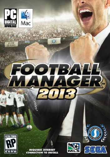 Football Manager 2013 [Online Game Code]