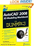 AutoCAD 2008 3D Modeling Workbook For...