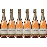 Jacob's Creek Sparkling Rose Chardonnay NV 75 cl (Case of 6)