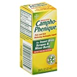 Bayer Campho-Phenique, Medicated 0.75 fl oz (22 ml)