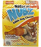 Natural NUBZ Edible Dental Dog Chews