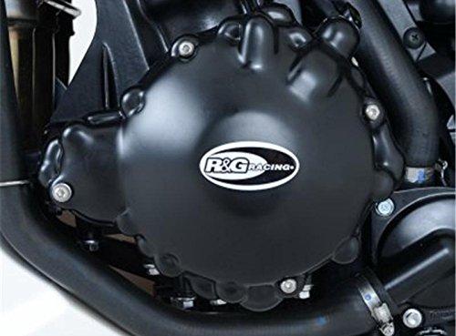 Couvre-carter gauche R&G noir Triumph Speed Triple - 4450097