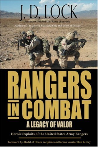 Image of Rangers in Combat: A Legacy of Valor