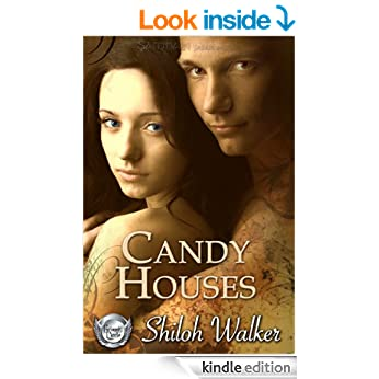 candy houses ebook cover