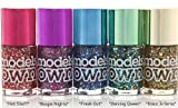 Models Own Mirrorball Nail Polish 4 Piece Set (14ml) - Hot Stuff, Boogie Nights, Freak Out, Dancing Queen, Disco Inferno