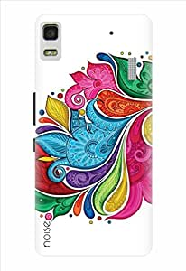 Noise Printed Back Cover Case for Lenovo K3 Note
