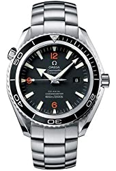 Omega Men's 2200.51.00 Seamaster Planet Ocean XL Automatic Chronometer Stainless Steel Watch