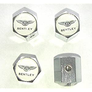 Bentley Anti-theft Car Wheel Tire Valve Stem Caps