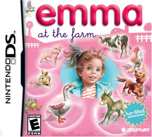 Emma at the Farm - Nintendo DS - 1
