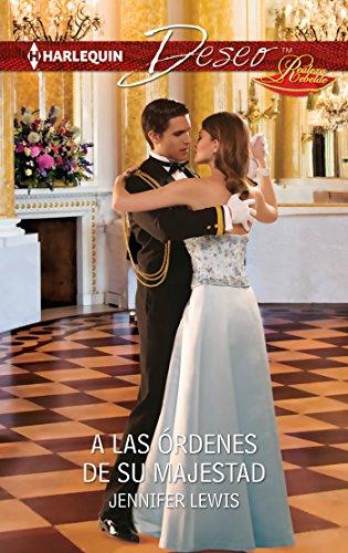Jennifer Lewis - A las órdenes de Su Majestad (Miniserie Deseo) (Spanish Edition)