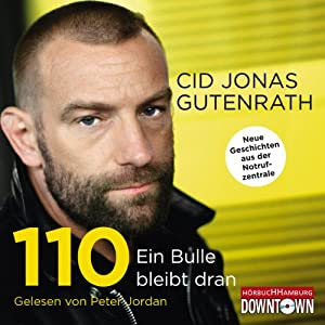 110 - Ein Bulle bleibt dran Audiobook