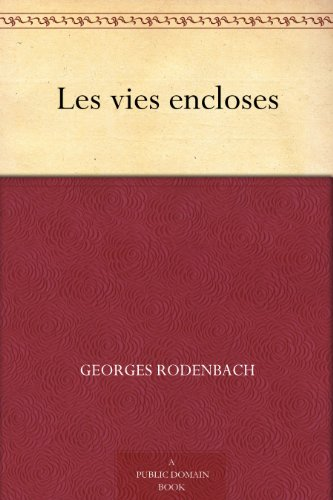 les-vies-encloses-french-edition