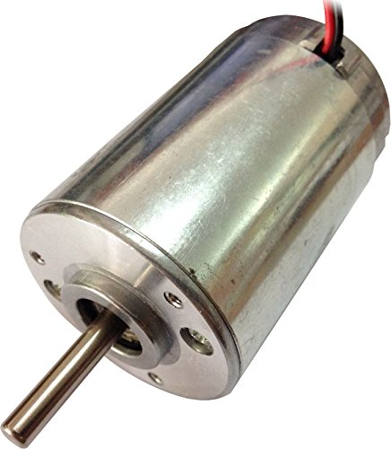 Tsiny® Small 24 Volt Dc Electric Motor 5000Rpm With Ball Bearings