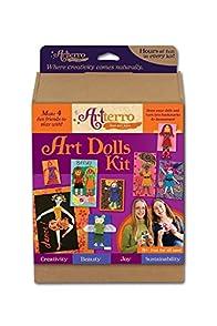 Artterro Made in USA Art Dolls Kit
