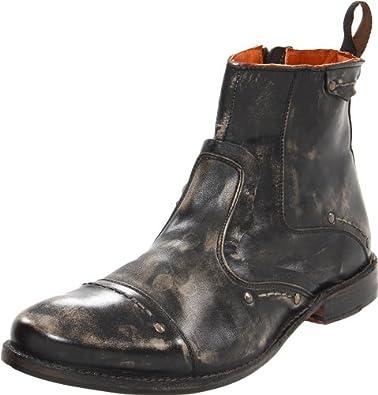 bed stu s centrale boot black wash 8
