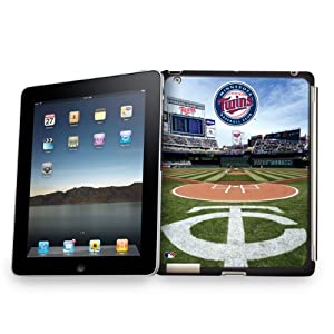 MLB Minnesota Twins iPad 3 Stadium Collection Baseball Cover by Pangea Brands