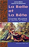 La Belle et la Bête (illustré) (French Edition)