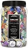 Kirkland Signature Chocolates Of The World Chocolate Holiday Assortment, 2 Pound