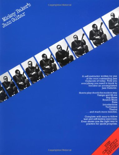 Mickey Baker's Jazz Guitar (Music Theory Books)