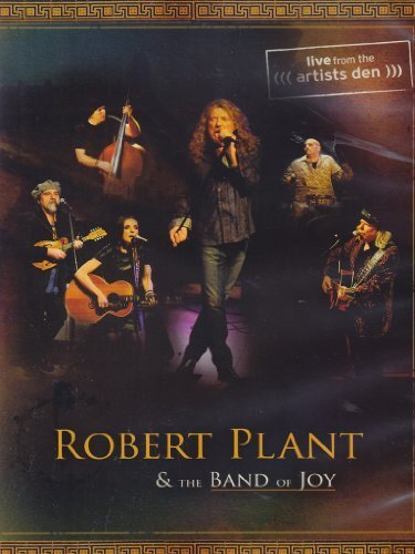Robert Plant and The Band Of Joy - Live From The Artists Den - IMPORT by Universal Music