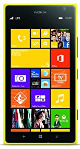 Nokia Lumia 1520, Yellow 16GB (AT&T)