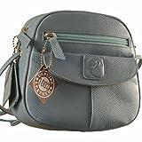 eZeeBags Nothing like a Maya Teen genuine leather sling bag - to enhance your style & confidence. eZeeBags YT842v1