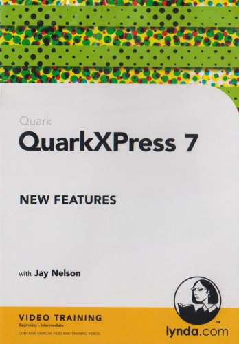 QuarkXPress 7 New Features (PC)