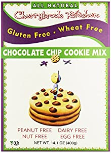 Cherrybrook Kitchen Gluten Free Dreams Cookie Mix Chocolate Chip -- 14.1 oz