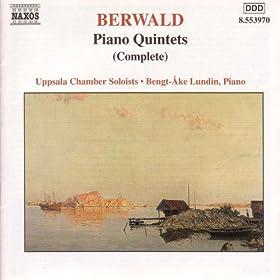 Berwald: Piano Quintets