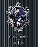 Black Butler: Black Butler Artworks, Band 1